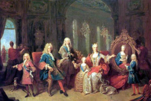 aristocracia arte